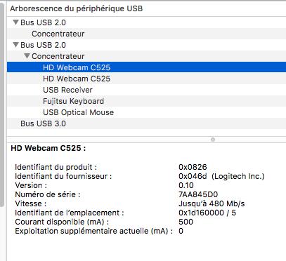 Probleme WEBCAM USB Sierra - Page 2 Captur17