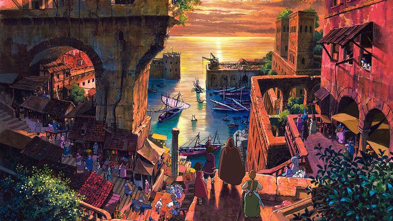 Gedo Senki (Les contes de Terremer) 5928_410