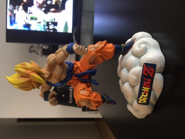 [Estim]CONSOLE GBA + JEUX Goku_110