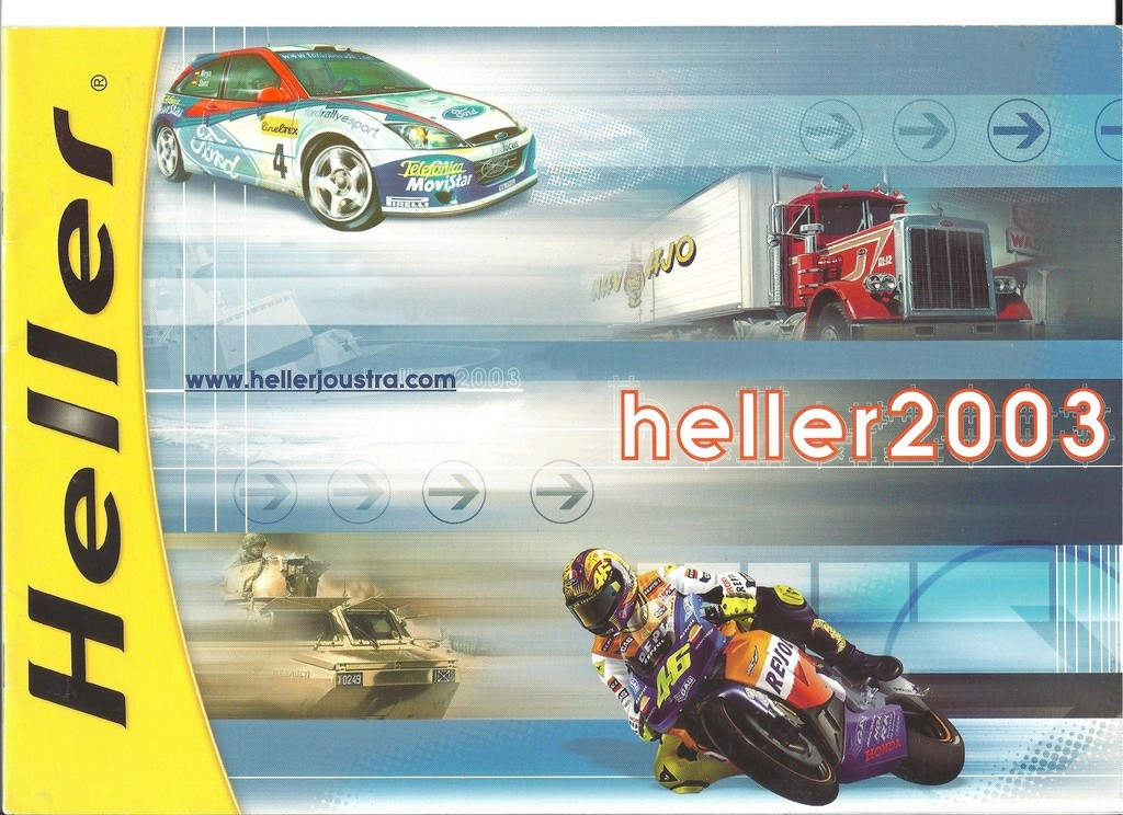 [2003] Catalogue de la gamme KIT 2003 Hell1462