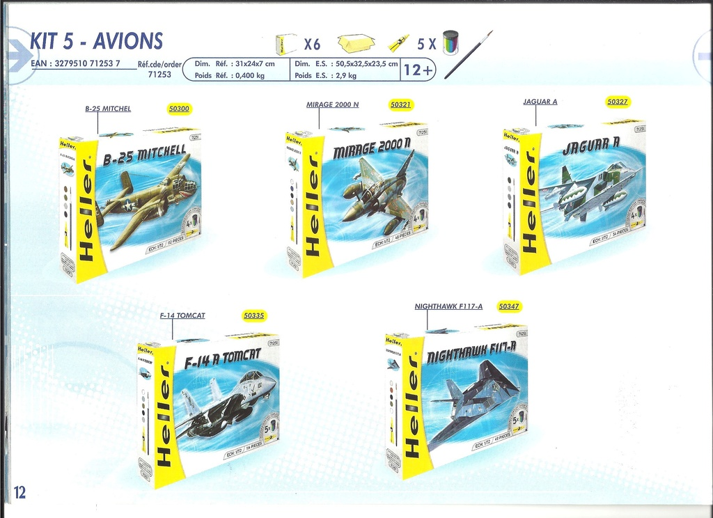 [2003] Catalogue de la gamme KIT 2003 Hell1468