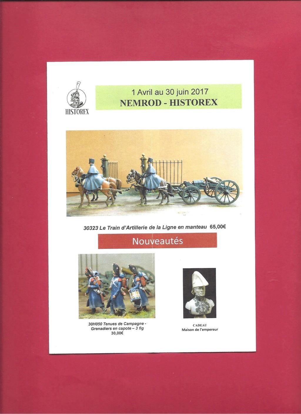 HISTOREX Fiche nouveautés Avril, Mai & Juin 2017 Histor10