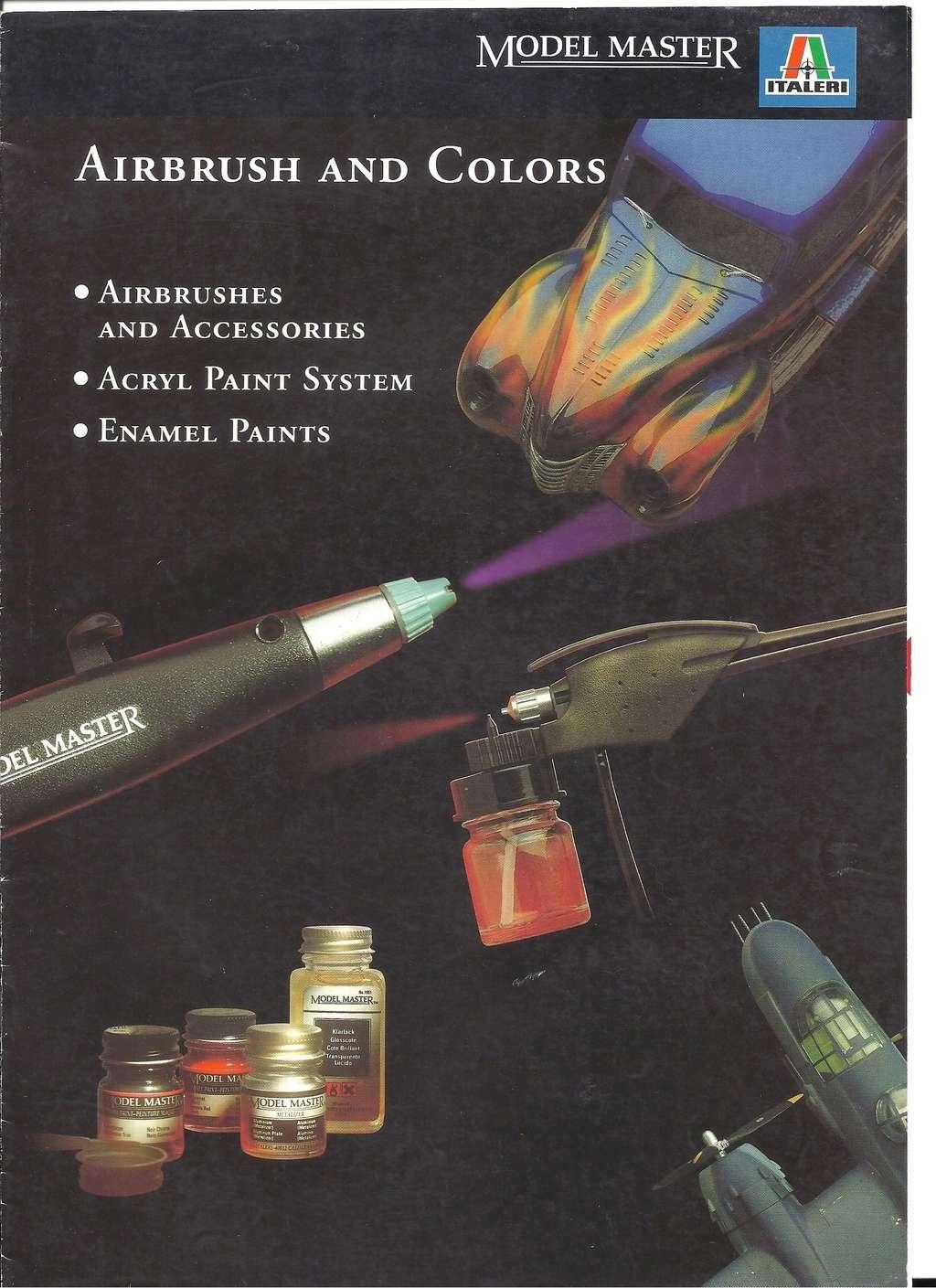 [ITALERI 1992] MODEL MASTER Catalogue 1992 Italer14