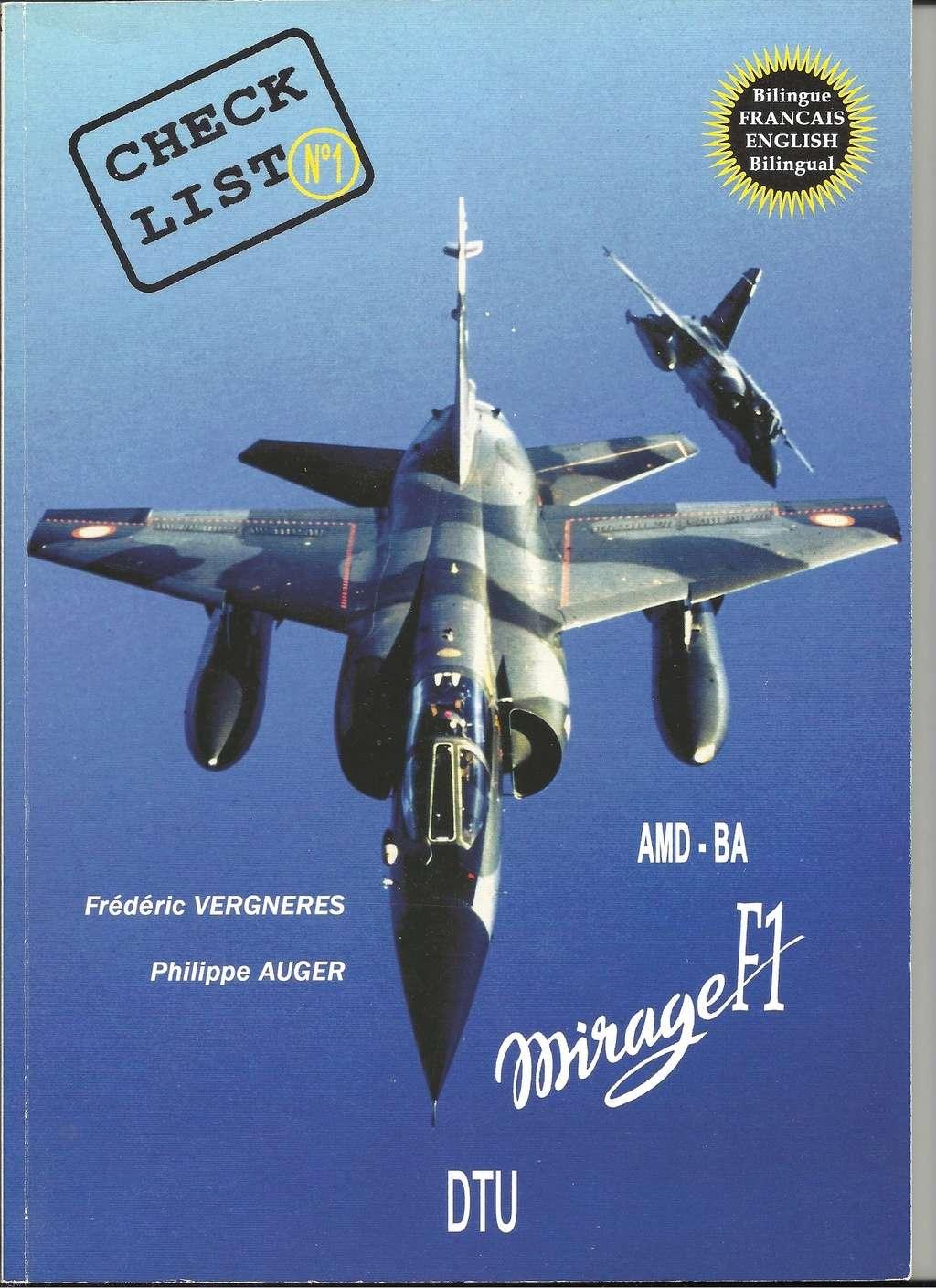 HORS SERIE N°1 : Mirage F1 de chez COCARDES Livre_19
