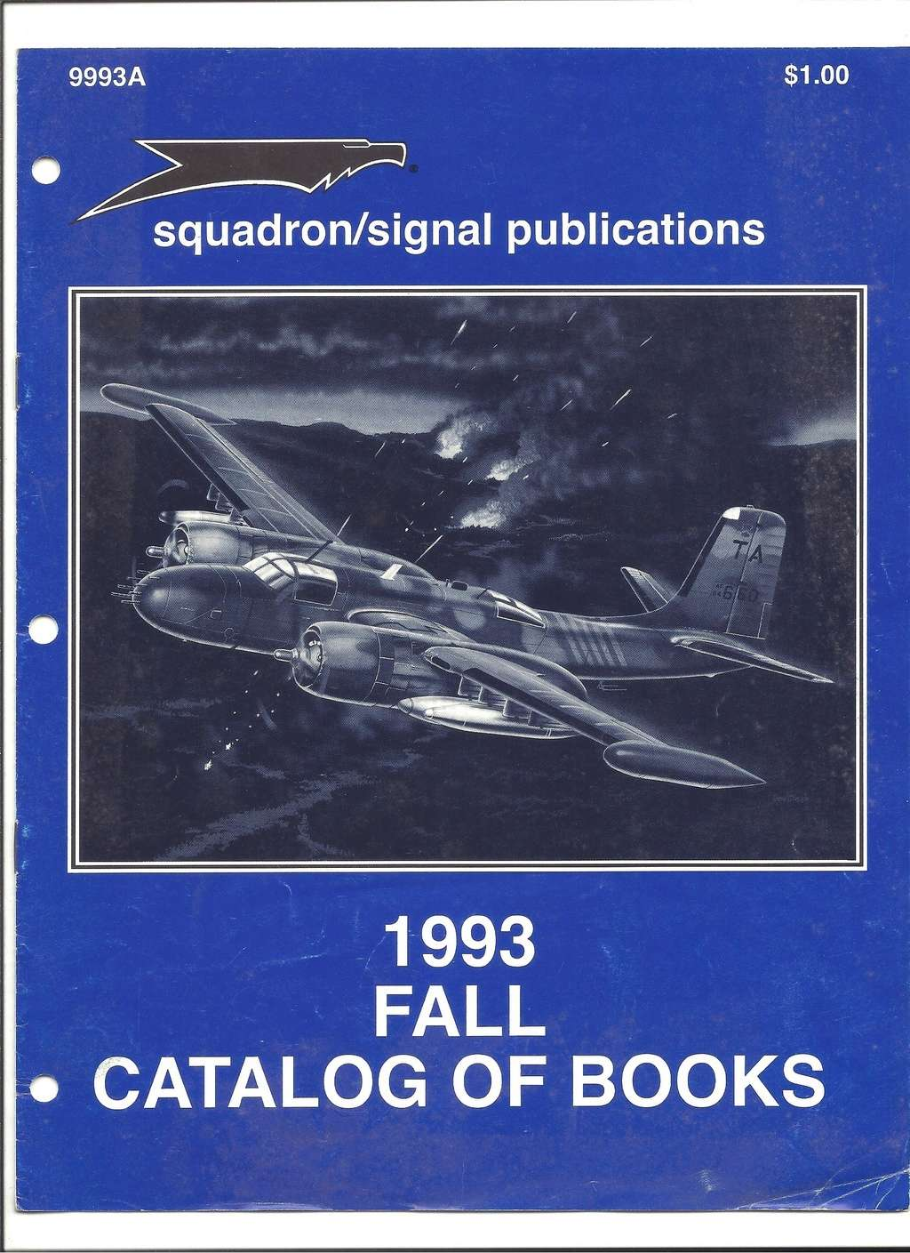 [SQUADRON /SIGNAL PUBLICATIONS 1993] Catalogue 1993 Squadr16