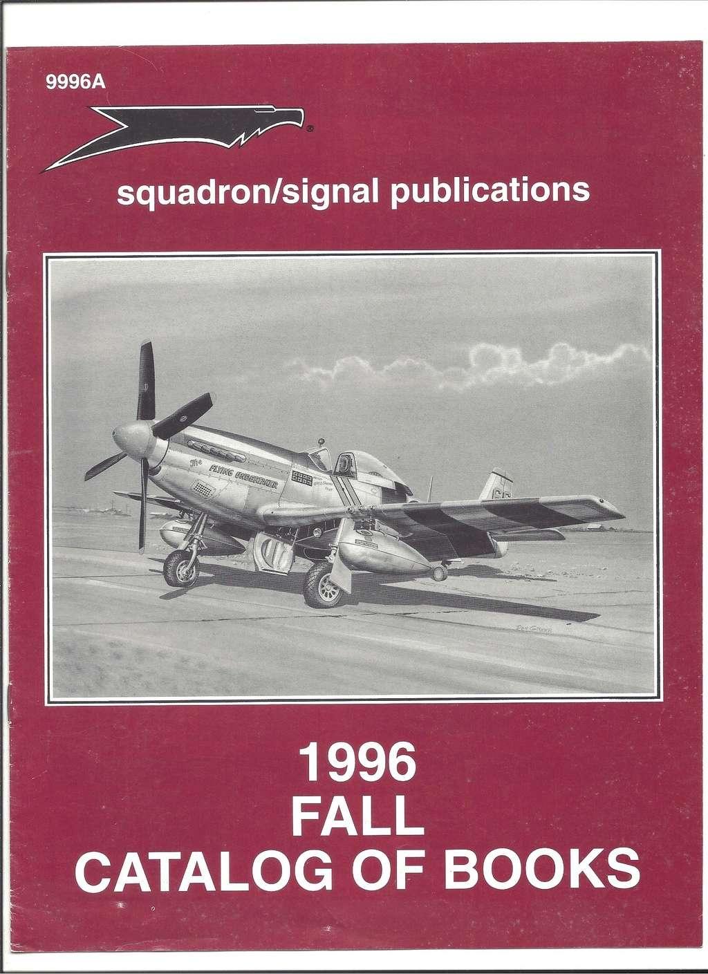 [SQUADRON/ SIGNAL PUBLICATIONS 1996] Catalogue 1996 Squadr25