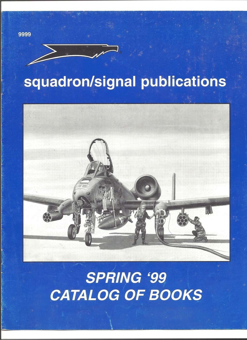 [SQUADRON/ SIGNAL PUBLICATIONS 1999] Catalogue 1999 Squadr34