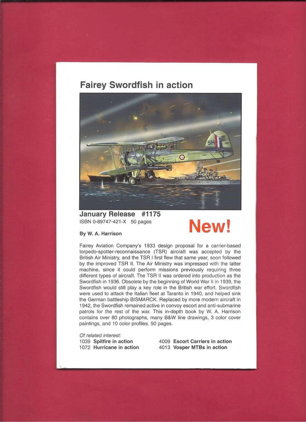 [SQUADRON /SIGNAL PUBLICATIONS 2001] Catalogue printemps 2001 Squadr40