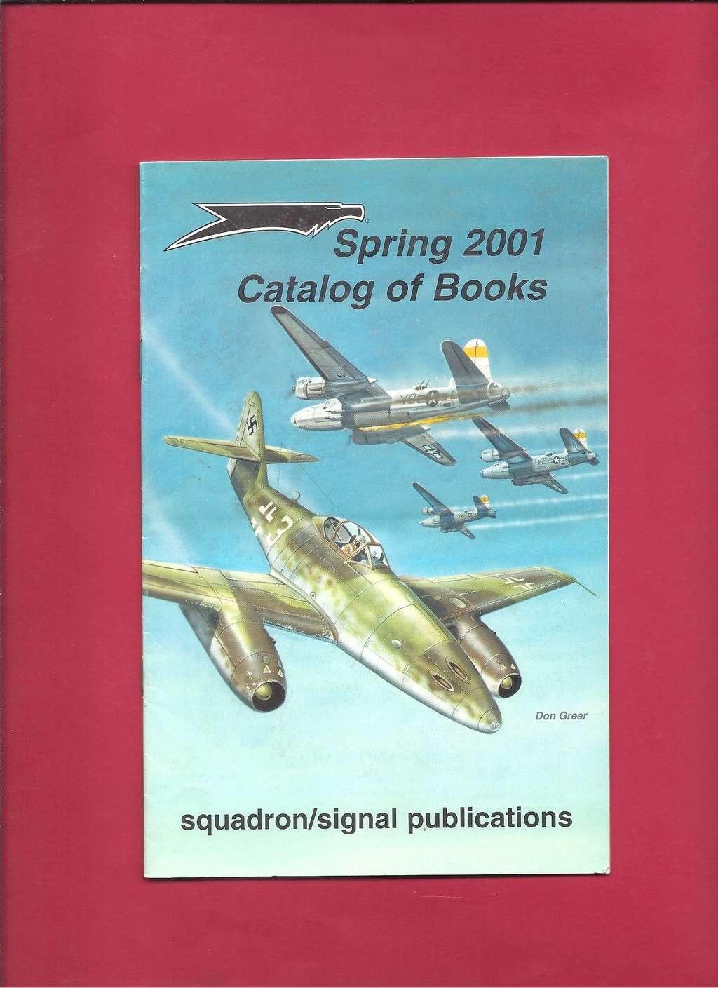 [SQUADRON /SIGNAL PUBLICATIONS 2001] Catalogue printemps 2001 Squadr41