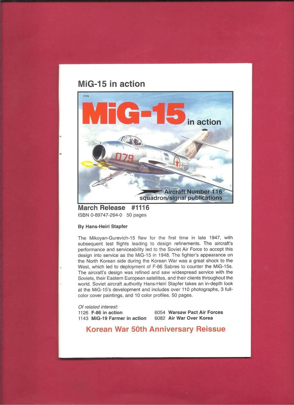 [SQUADRON /SIGNAL PUBLICATIONS 2001] Catalogue printemps 2001 Squadr43