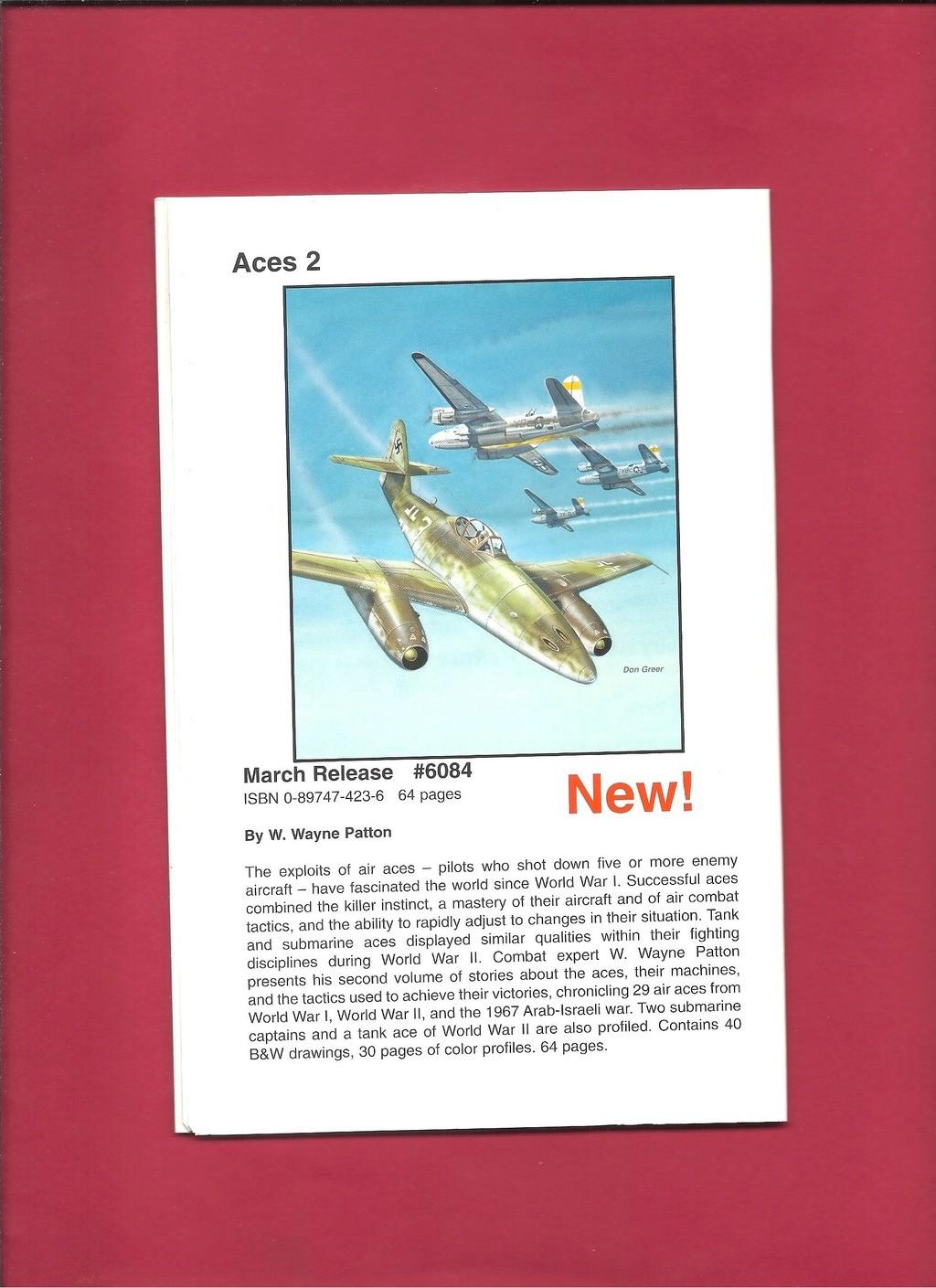 [SQUADRON /SIGNAL PUBLICATIONS 2001] Catalogue printemps 2001 Squadr44