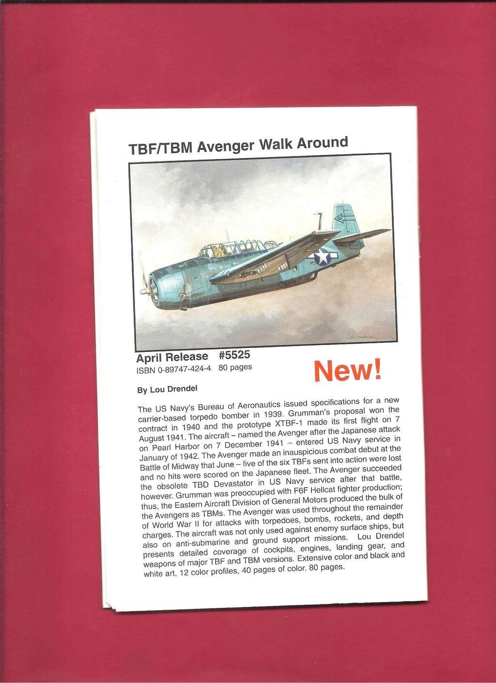 [SQUADRON /SIGNAL PUBLICATIONS 2001] Catalogue printemps 2001 Squadr47