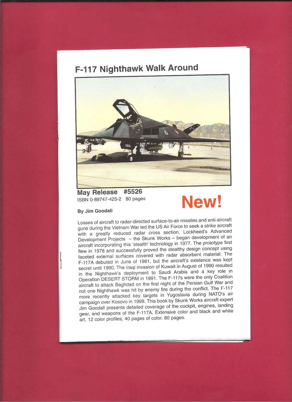 [SQUADRON /SIGNAL PUBLICATIONS 2001] Catalogue printemps 2001 Squadr50