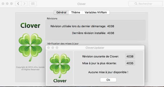 Clover Créateur 134