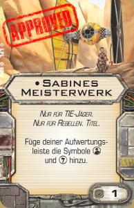 [X-Wing] Komplette Kartenübersicht - Seite 2 Sabine10