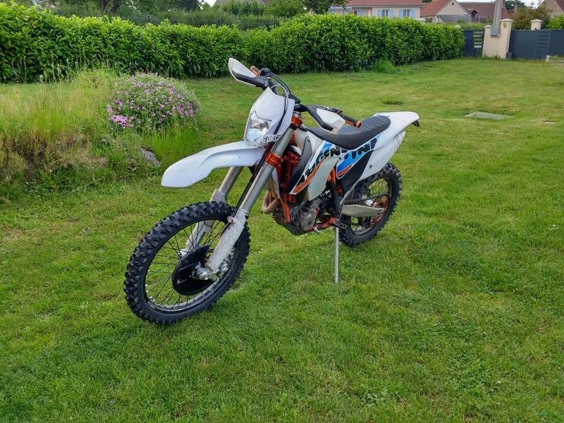 Nouvelle moto ^^ Ktm110