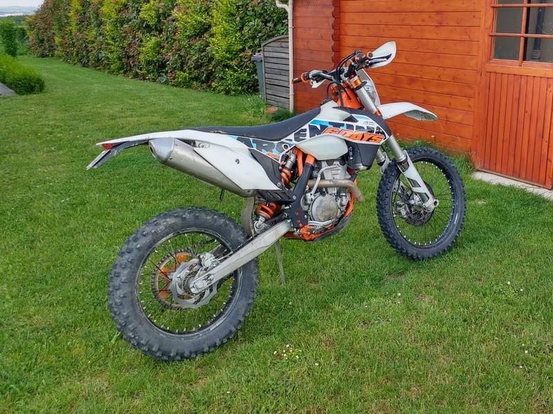 Nouvelle moto ^^ Ktm210