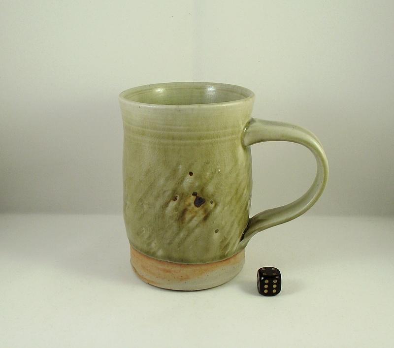 Stoneware Tankard or Mug Impressed Mark To Base Of Handle Dscf3013