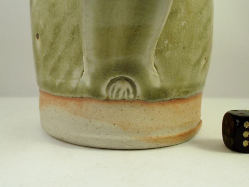 Stoneware Tankard or Mug Impressed Mark To Base Of Handle Dscf3015