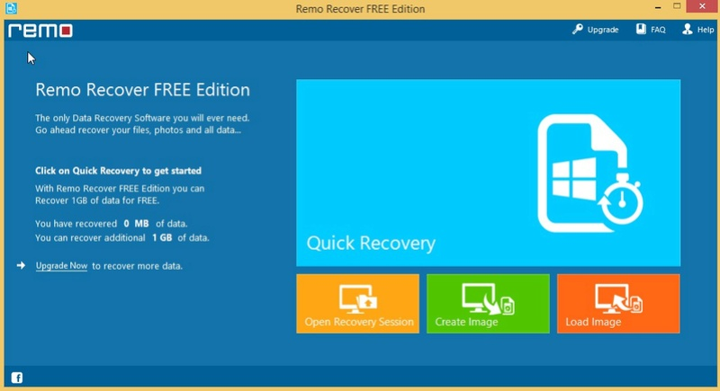 Remo Recover FREE Edition 1.0.0.17 - Ανακτήστε χαμένα αρχεία από HD, USB drives, κάρτες μνήμης, smartphones & iPods 165