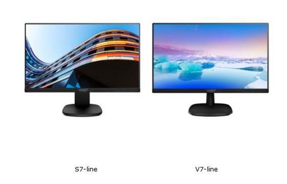 Αξιόπιστη απόδοση και προσιτή τιμή: Νέες οθόνες Philips S-line και V-line  184