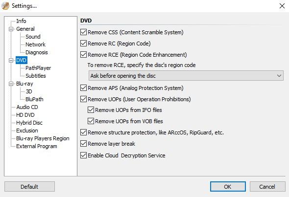 DVDFab Passkey Lite 9.4.1.0 - Αφαιρέστε την προστασία από DVD / Blu-ray  224