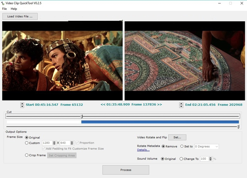 Video Clip QuickTool 0.2.5  314