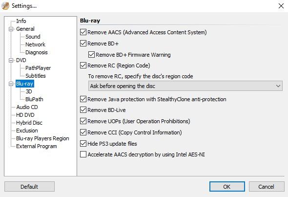 DVDFab Passkey Lite 9.4.1.0 - Αφαιρέστε την προστασία από DVD / Blu-ray  318