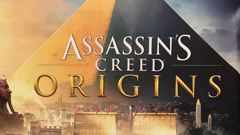 Assassin's Creed Origins (2017) Assass10