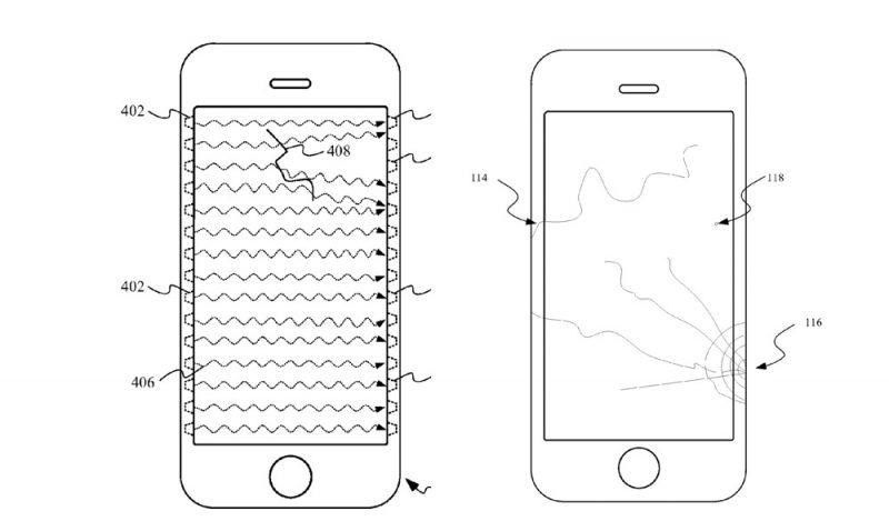 Τα μελλοντικά iPhones θα ενημερώνουν τους χρήστες για τυχόν ρωγμή στην οθόνη Future10