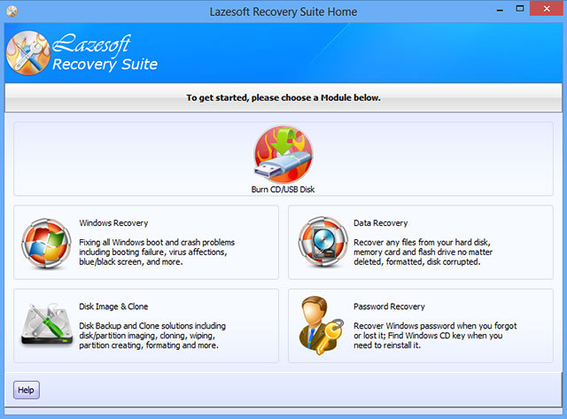 Lazesoft Recovery Suite Home 4.3 Lazeso10