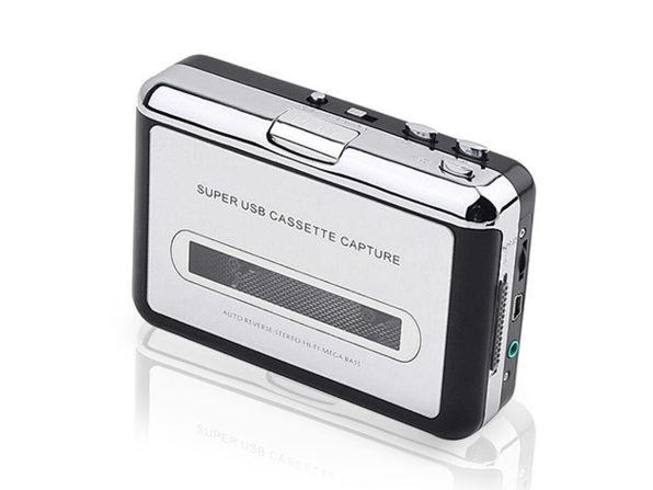 Super USB Cassette Capture Tape: Μετατρέψτε τις παλιές σας κασέτες ήχου σε MP3s Produc10