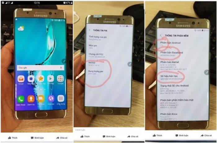 Διέρρευσε το νέο Samsung Galaxy Note 7R (photo) Samsun17