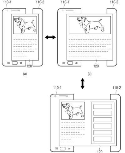 H Samsung κατέθεσε δίπλωμα ευρεσιτεχνίας για tablet με rollable οθόνη και smartwatch με κάμερα  Samsun28