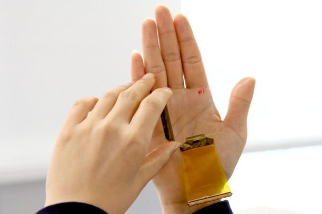 Σύντομα τα smartphones θα διαθέτουν σαρωτή δακτυλικών αποτυπωμάτων ενσωματωμένο στην οθόνη Smartp11