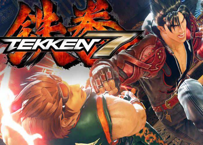 Games Tekken10