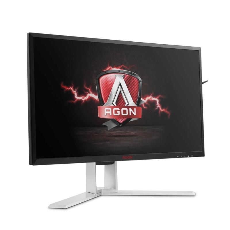 H AOC AGON 240 Hz gaming οθόνη, τώρα διαθέσιμη στην αγορά Thumbn12