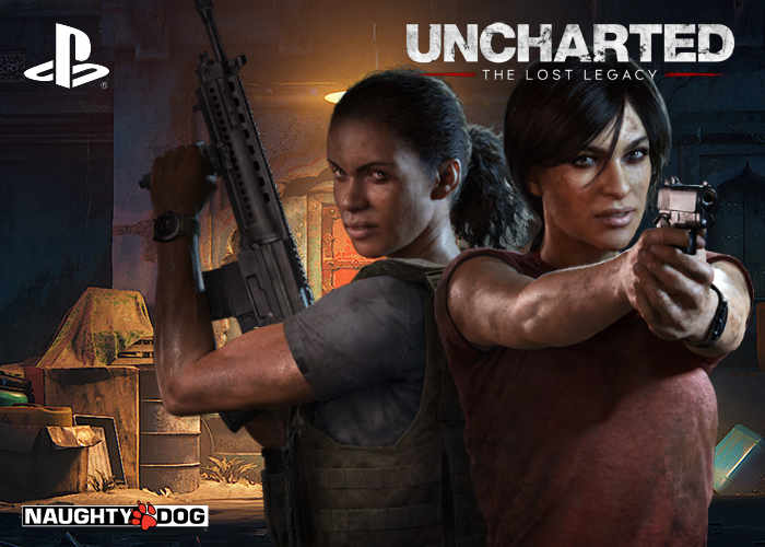 Uncharted: The Lost Legacy (2017) Unchar10