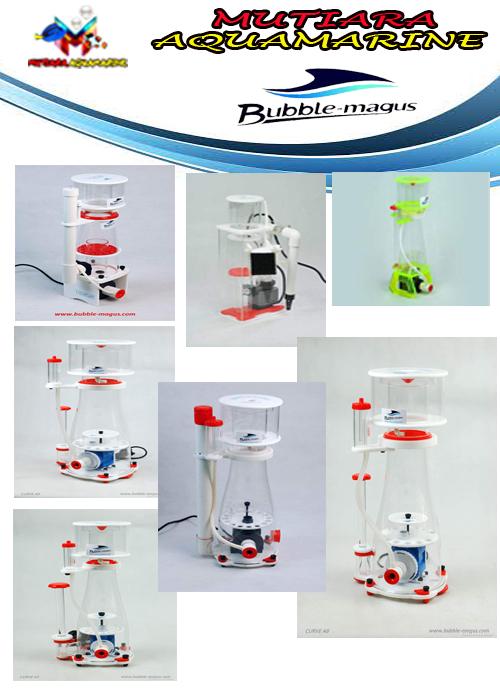 Promo skimmer bubble magus MUTIARA AQUAMARINE Bm10