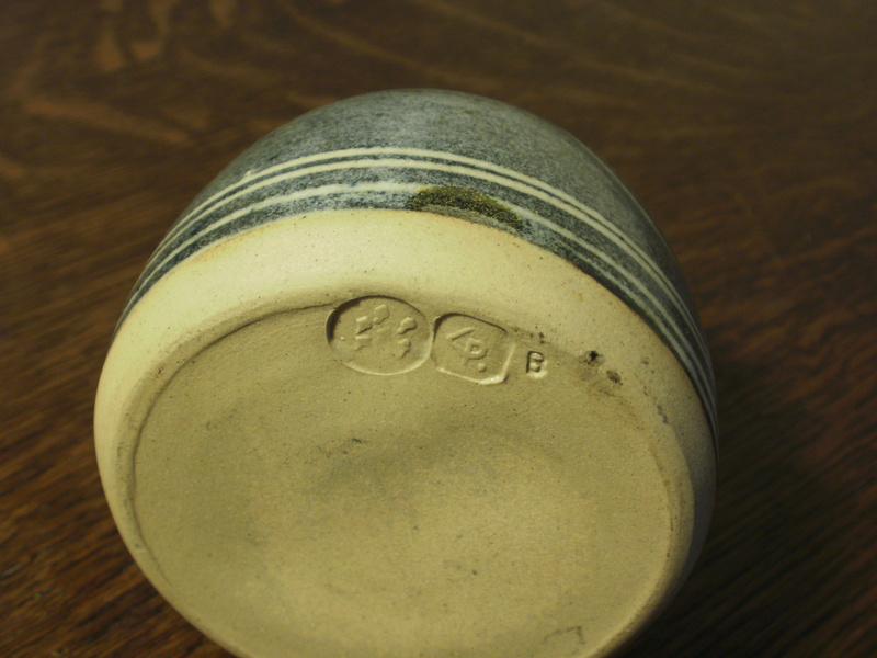 Gordon Plahn, Sevenoaks and Langton Potteries P2260010