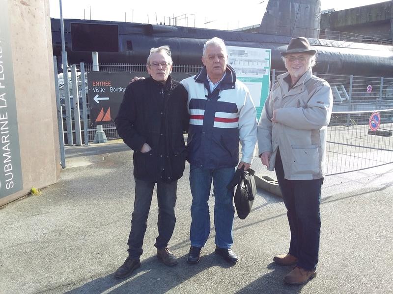 [ Associations anciens Marins ] Les membres du MESMAT nouvel équipage de la FLORE - Page 6 Image17