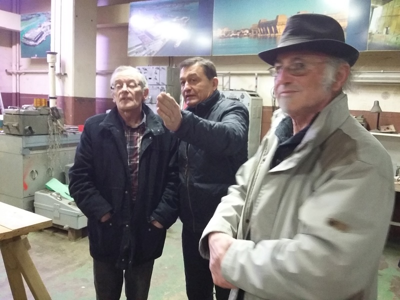 [ Associations anciens Marins ] Les membres du MESMAT nouvel équipage de la FLORE - Page 6 Image23