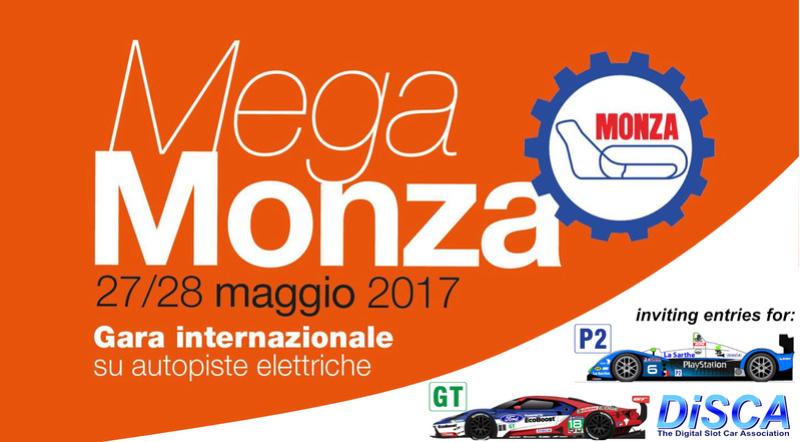 Monza en Digital 32... Megamo10