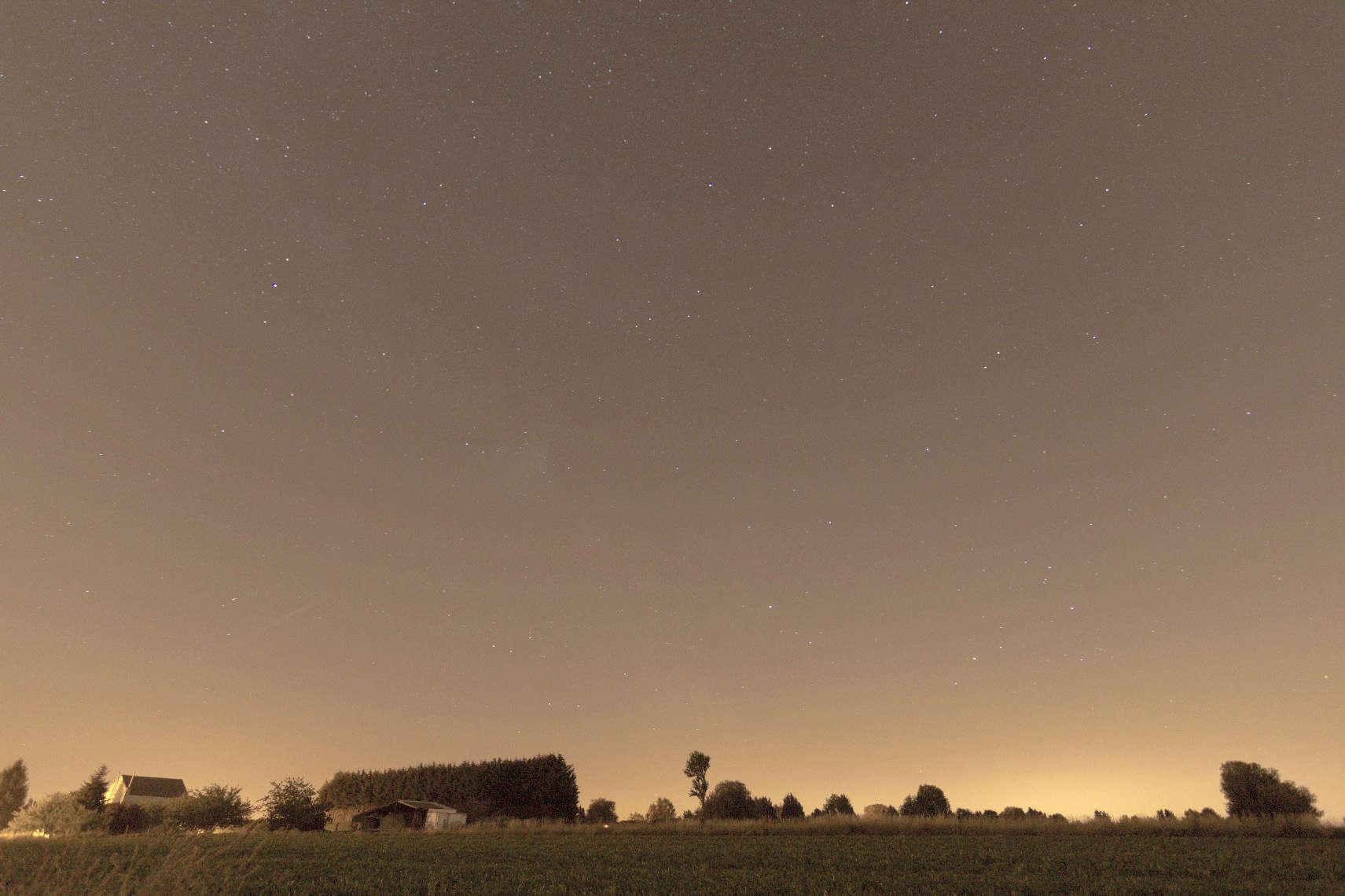 Lune et Voie Lactée Vl2-br10