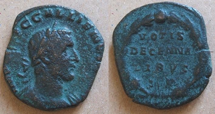 Mes bronzes du 3ème siècle - Page 11 Gallie10