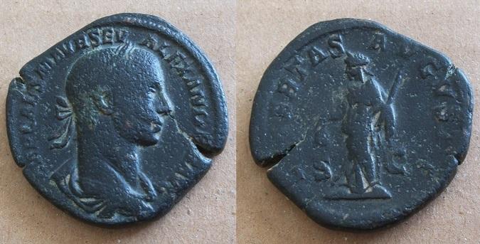 Mes bronzes du 3ème siècle - Page 12 Sev_al10