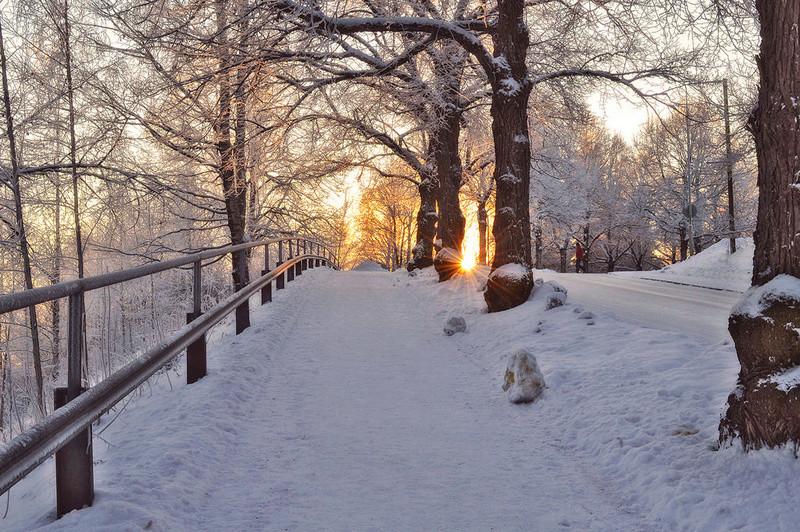 Zimski pejzaži-Winter landscapes - Page 11 Sun616
