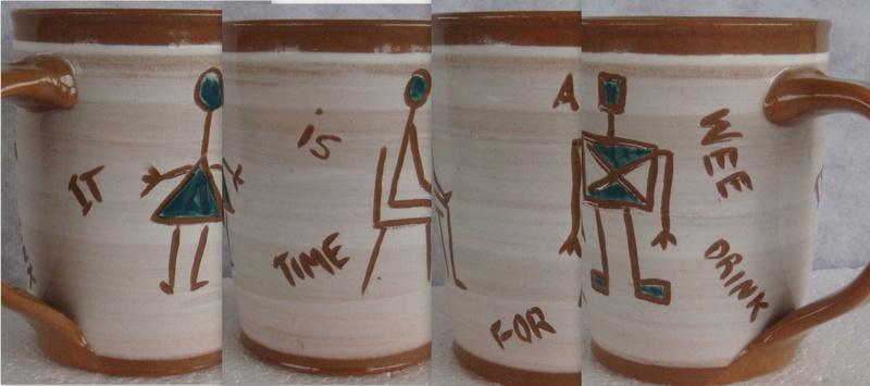 Papa Pottery - Taihape Tm201710
