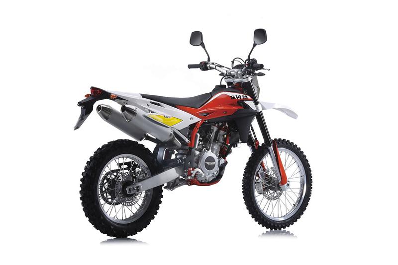 SWM enduro 500  20160210