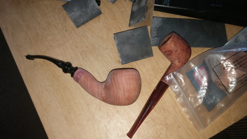 A couple of new pipes 02211710